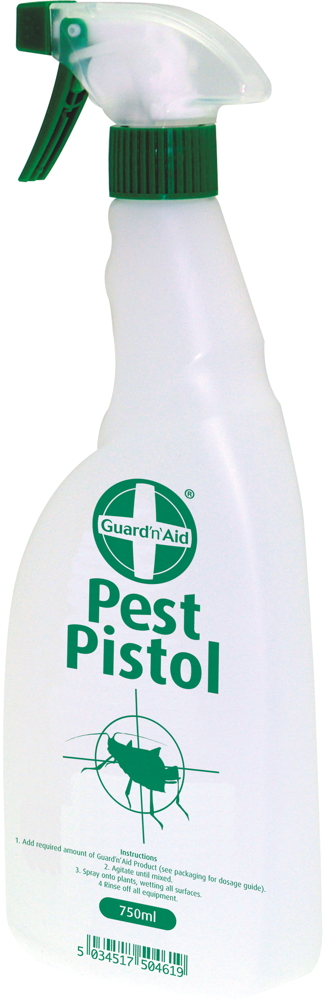 Guard'n'Aid Pest Pistol - 750ml